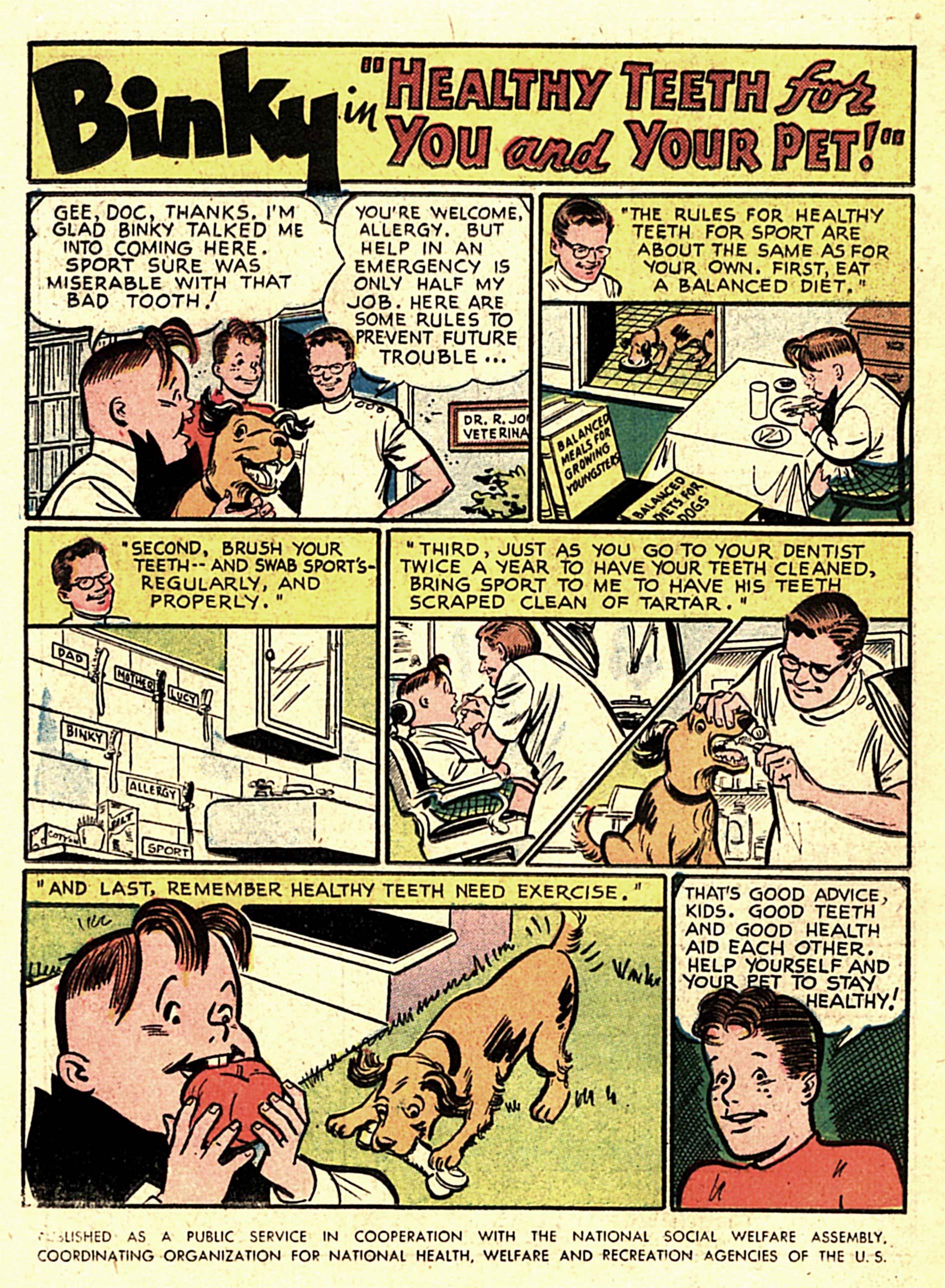 Strange Adventures (1950) issue 66 - Page 18