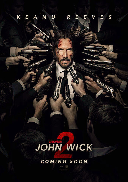 Sinopsis Film John Wick: Chapter 2 (2017) - Keanu Reeves, Ruby Rose