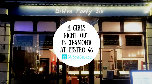Bistro 46 Jesmond Newcastle review