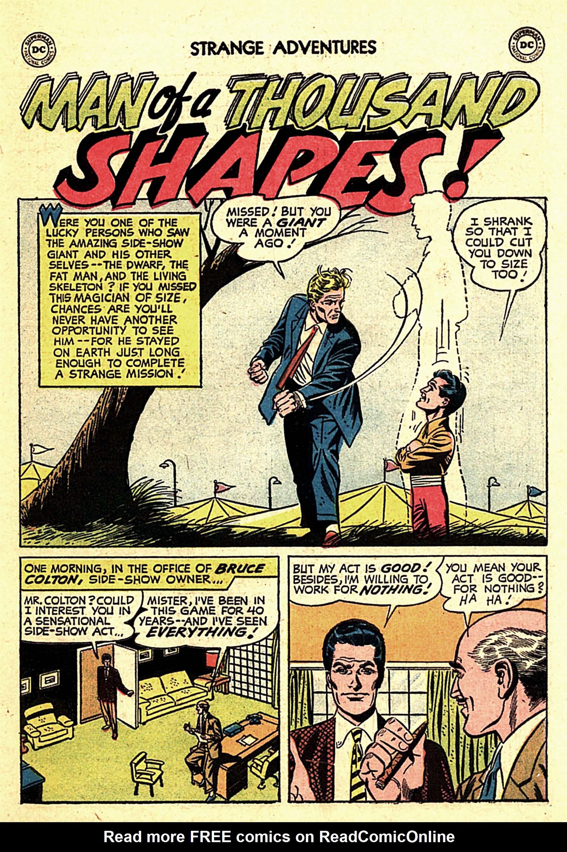 Strange Adventures (1950) issue 66 - Page 27