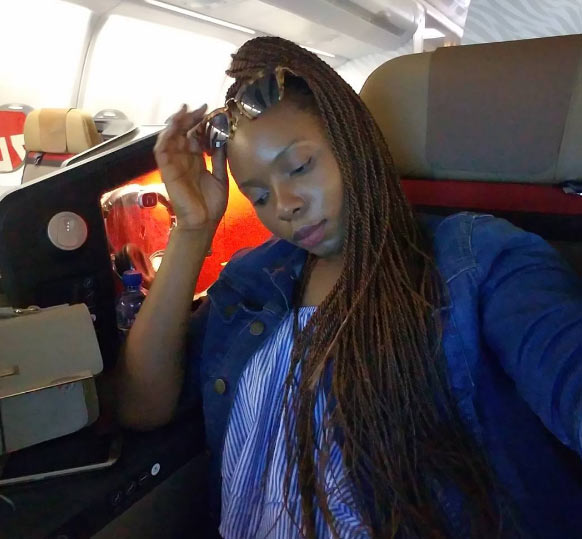 Yemi Alade completes her day without makeup