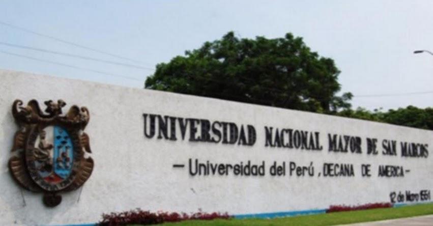 UNMSM: Universidad San Marcos registra su nombre comercial en Indecopi y protege sus signos distintivos