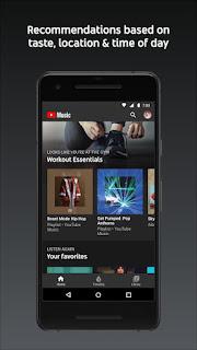 YouTube Music v2.35.55 Full APK