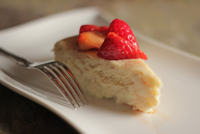 The Colors Of Indian Cooking The Easiest Cheesecake Ever