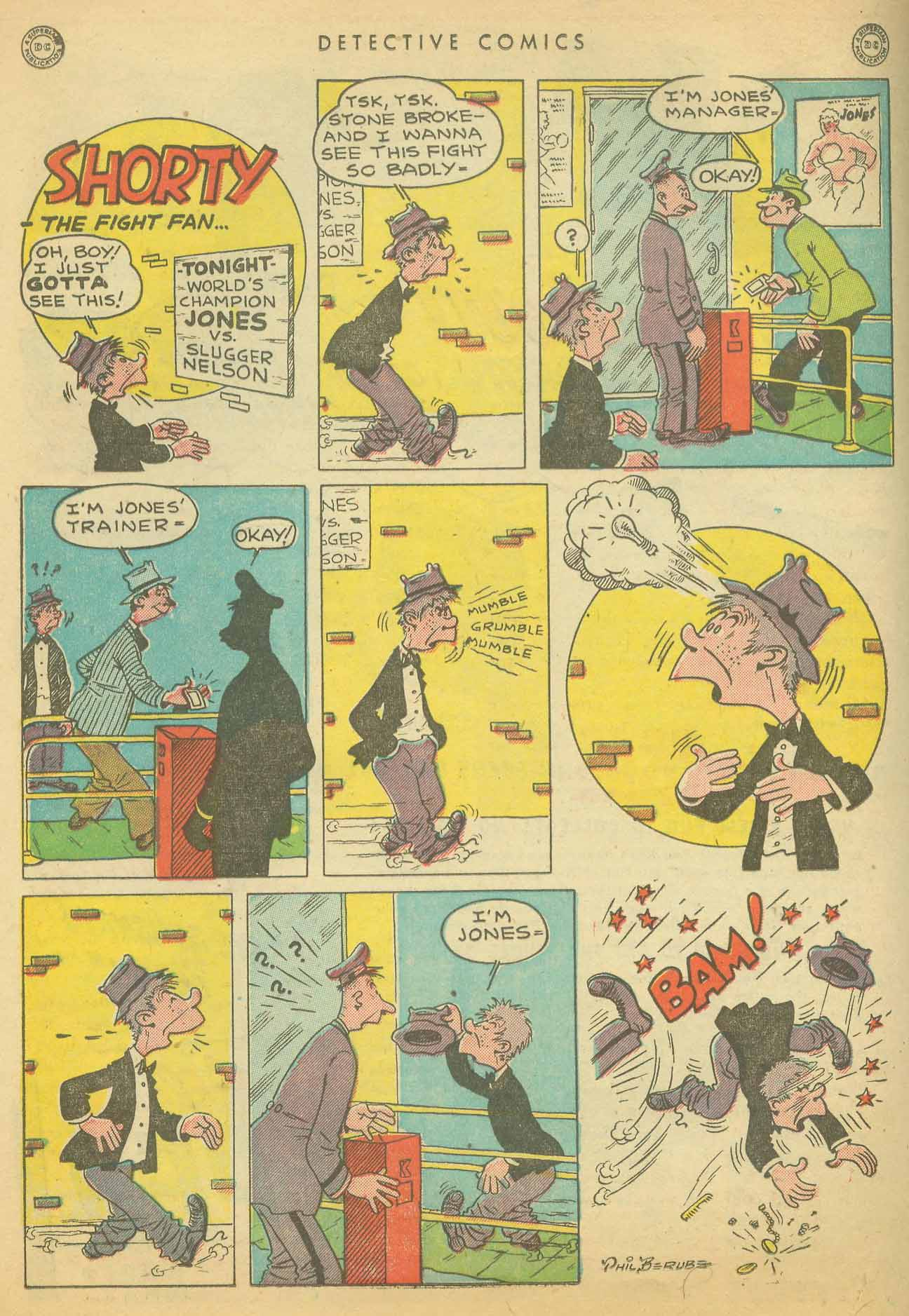 Detective Comics (1937) issue 127 - Page 32