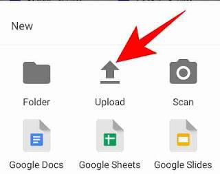 Contact no. Google drive me save kaise rakhe 6