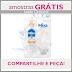 Amostras Grátis - Mixa Loção Corporal