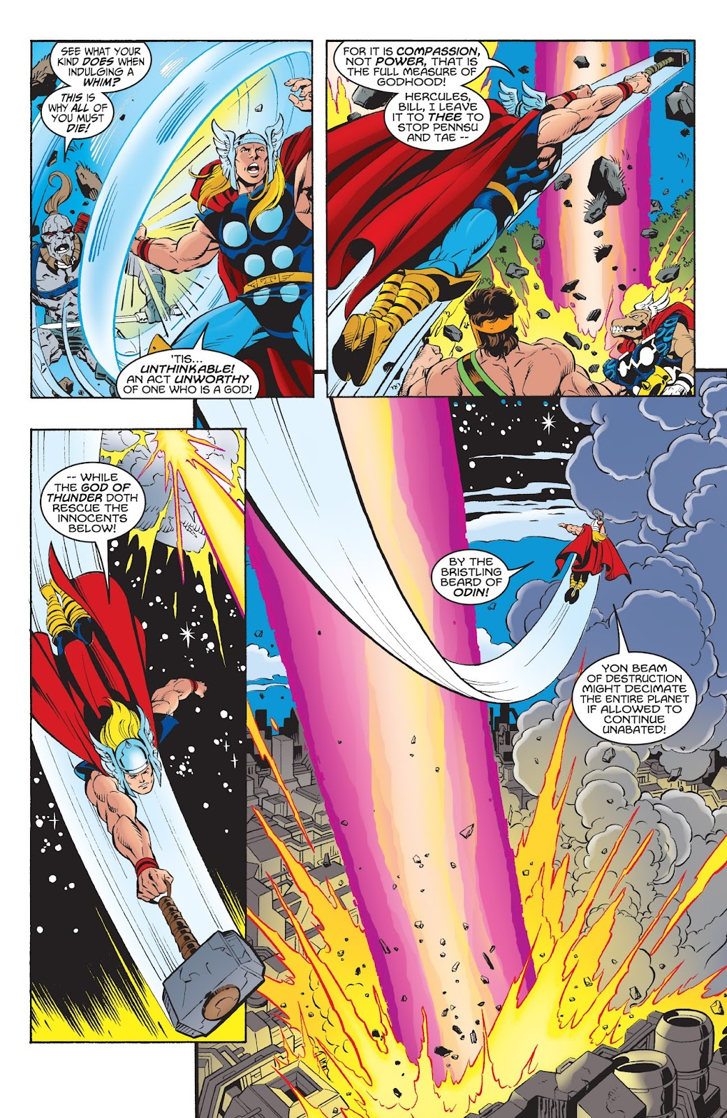 Thor (1998) _Annual 2001 #1 - English 33