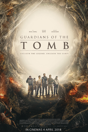 Jadwal GUARDIANS OF THE TOMB di Bioskop