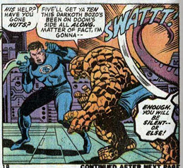 Fantastic Four 144 Rich Buckler