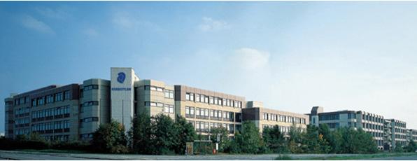 Pabrik pensil Staedtler di jerman