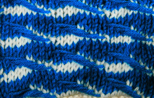 """Free Knit Pattern"""