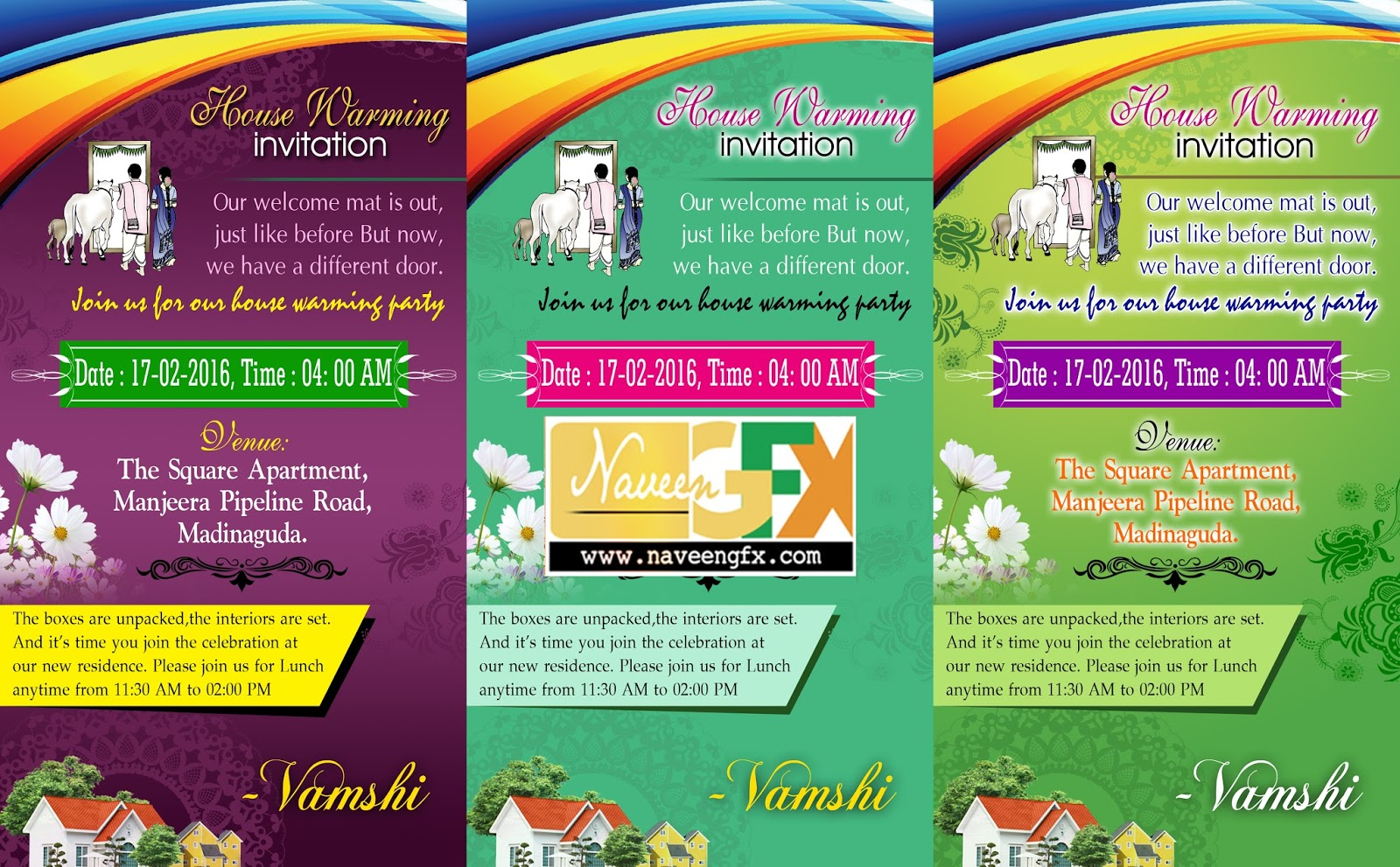 Shop Opening Invitation Card Matter In Telugu Best Custom