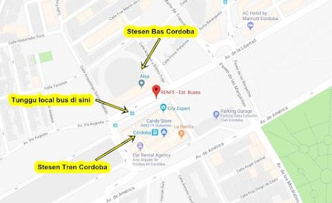 Cordoba 2H1M – Bahagian 1: Stesen Bas Cordoba