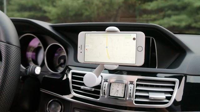 【限時閃購】Reikel 360° 手機車架雙臂自由旋轉