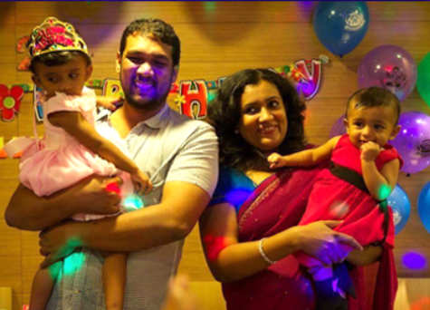 Sabumon Abdusamad-family, wife and kids