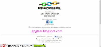 Ramalannama.com Meramal Pekerjaan Anda Di Masadepan 6