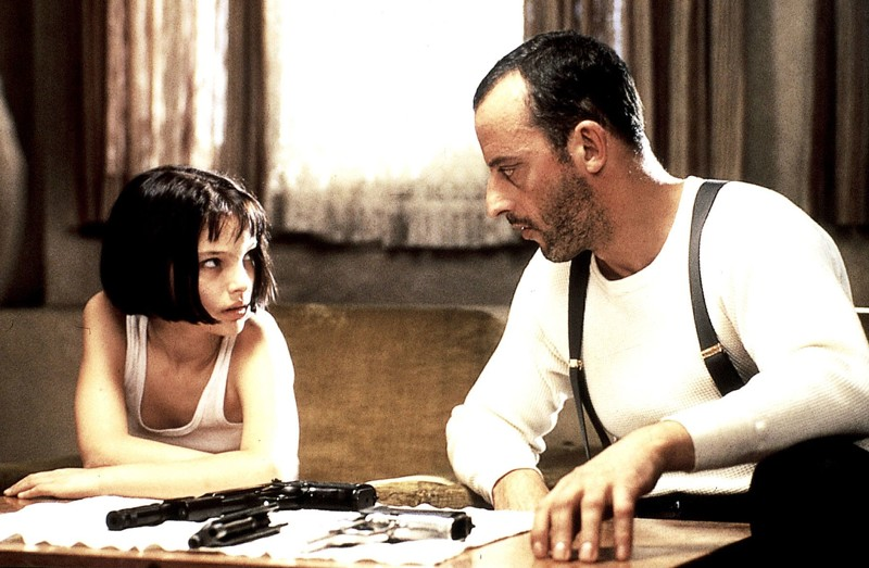 an introduction to the history of leon jean reno Watch léon: the professional online léon: the professional full movie with english subtitle stars: gary oldman, jean reno, natalie portman.