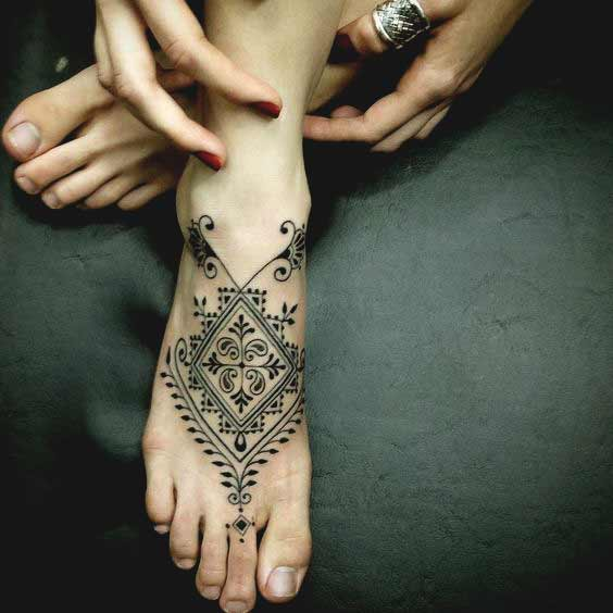 Best foot tattoos designs Ideas