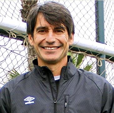 Foto de Óscar Ibáñez sonriendo