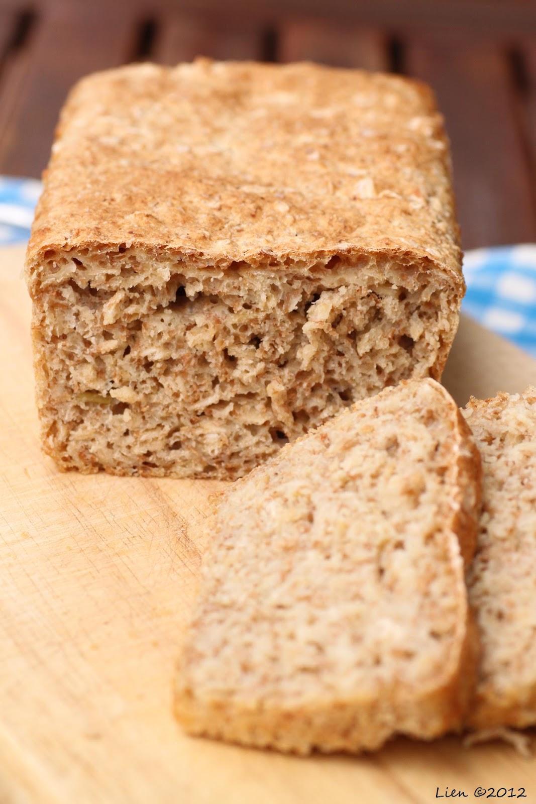Notitie van Lien: Easy going Bread Baking Babes