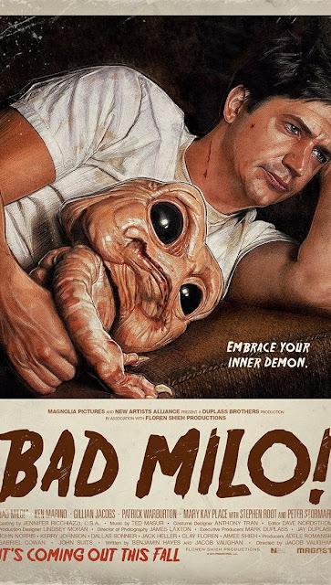 Bad Milo! (2013) ταινιες online seires oipeirates greek subs