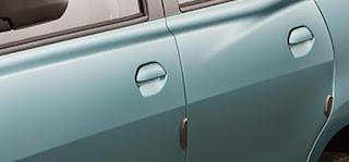 Contoh door guard yang aman untuk mobil
