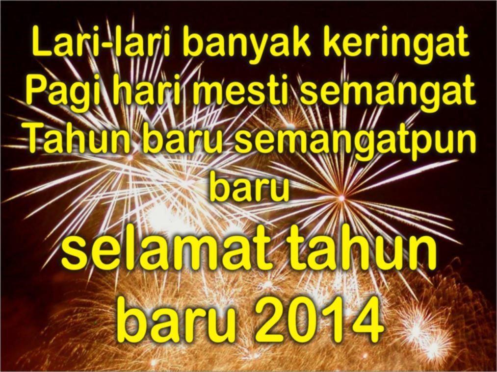gambar kata kata ucapan tahun baru