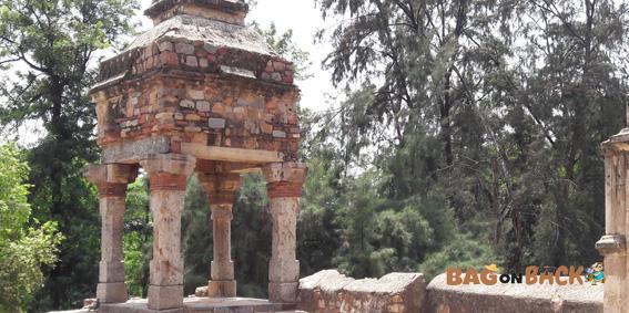 Sikandar-Lodi's-Tomb