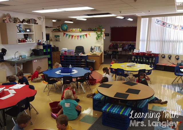 Want to implement math stations this year? Here are some ideas for the kindergarten or 1st grade classroom to get started with easy center rotations and activities. Kids will love these student centered activities and you will love their independence! Start small to grow big!