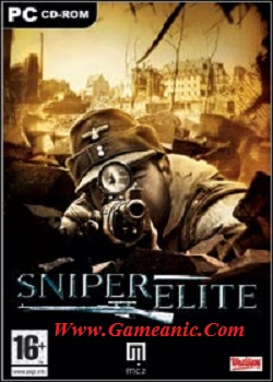 Sniper Elite Berlin 1945 Game