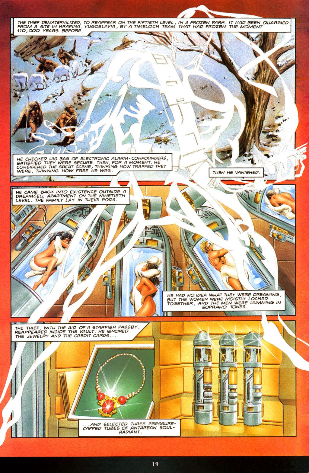Read online Harlan Ellison's Dream Corridor comic -  Issue #4 - 21