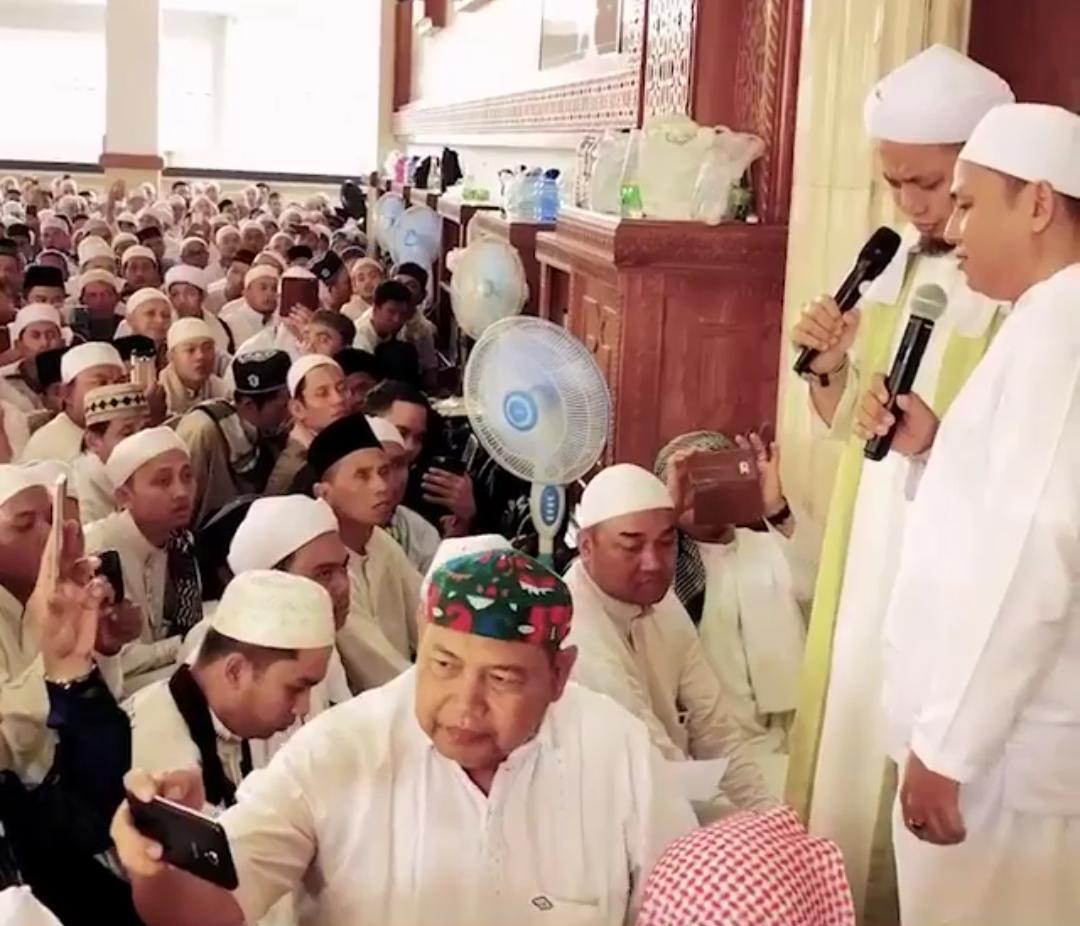 Tiga Orang Meninggalkan Protestan dan Memilih Masuk Islam di Azzikra