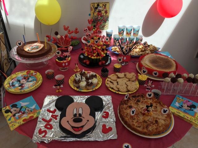 Ma Poussette A Paris Un Anniversaire Mickey