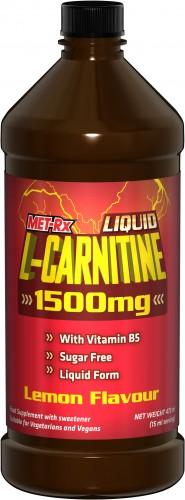 LaProteina.es - Met-Rx Liquid L-Carnitina 1500 473 Ml