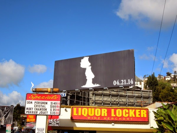 Boondocks Huey silhouette final season teaser billboard