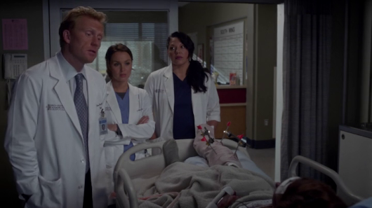 Grey's Anatomy 11x06 - 11x07 - Don't Let's Start - Can We Start Again Please?