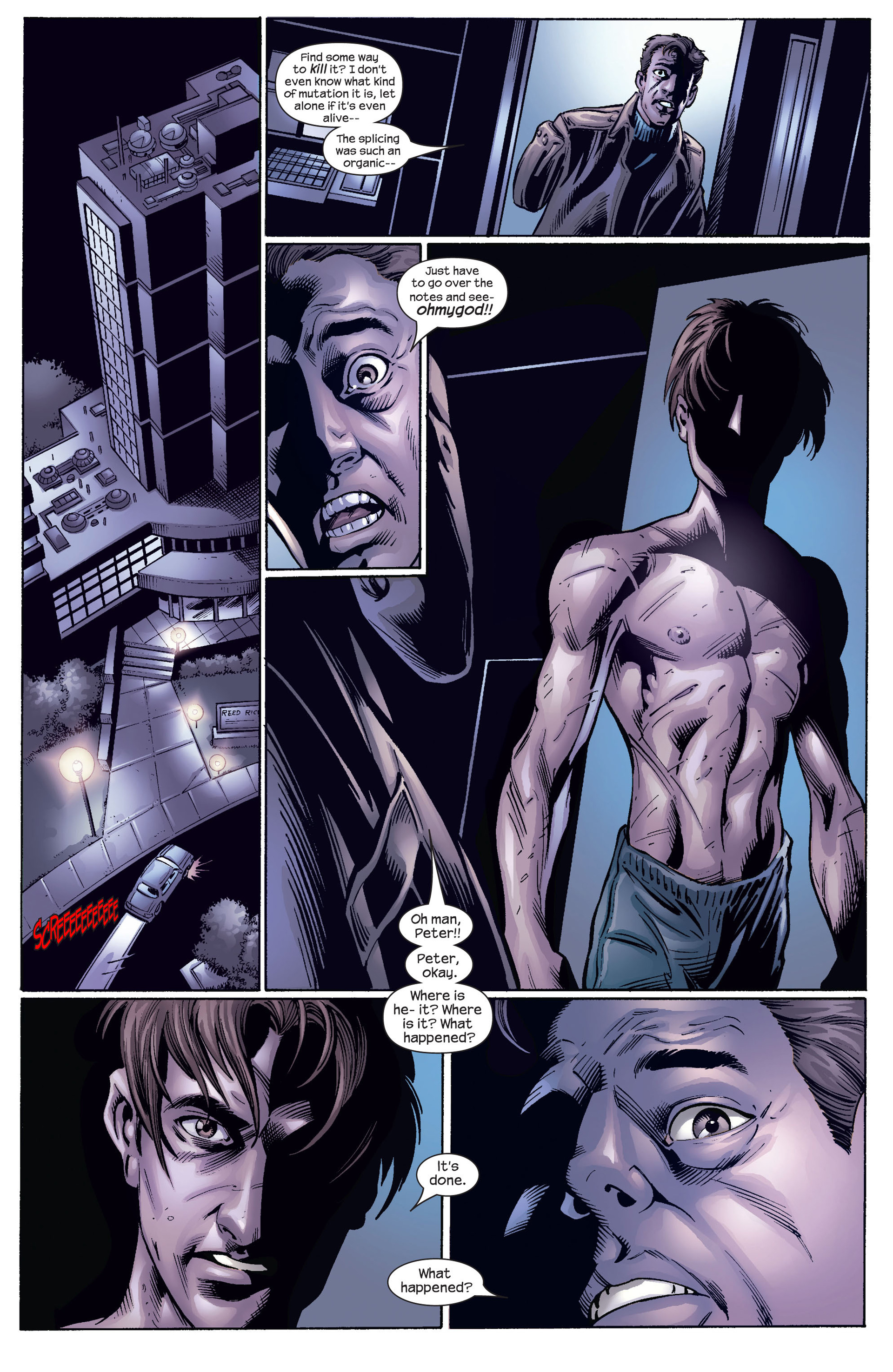 Read online Ultimate Spider-Man (2000) comic -  Issue #64 - 12