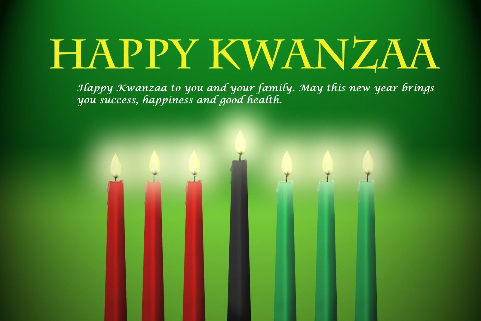 happy kwanzaa cards
