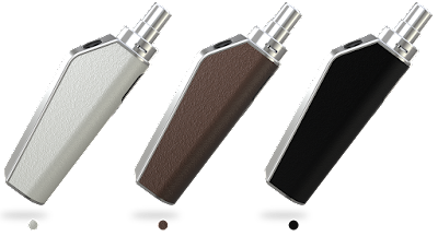Changeable Leather Stickers for Eleaf Aster Total is available now