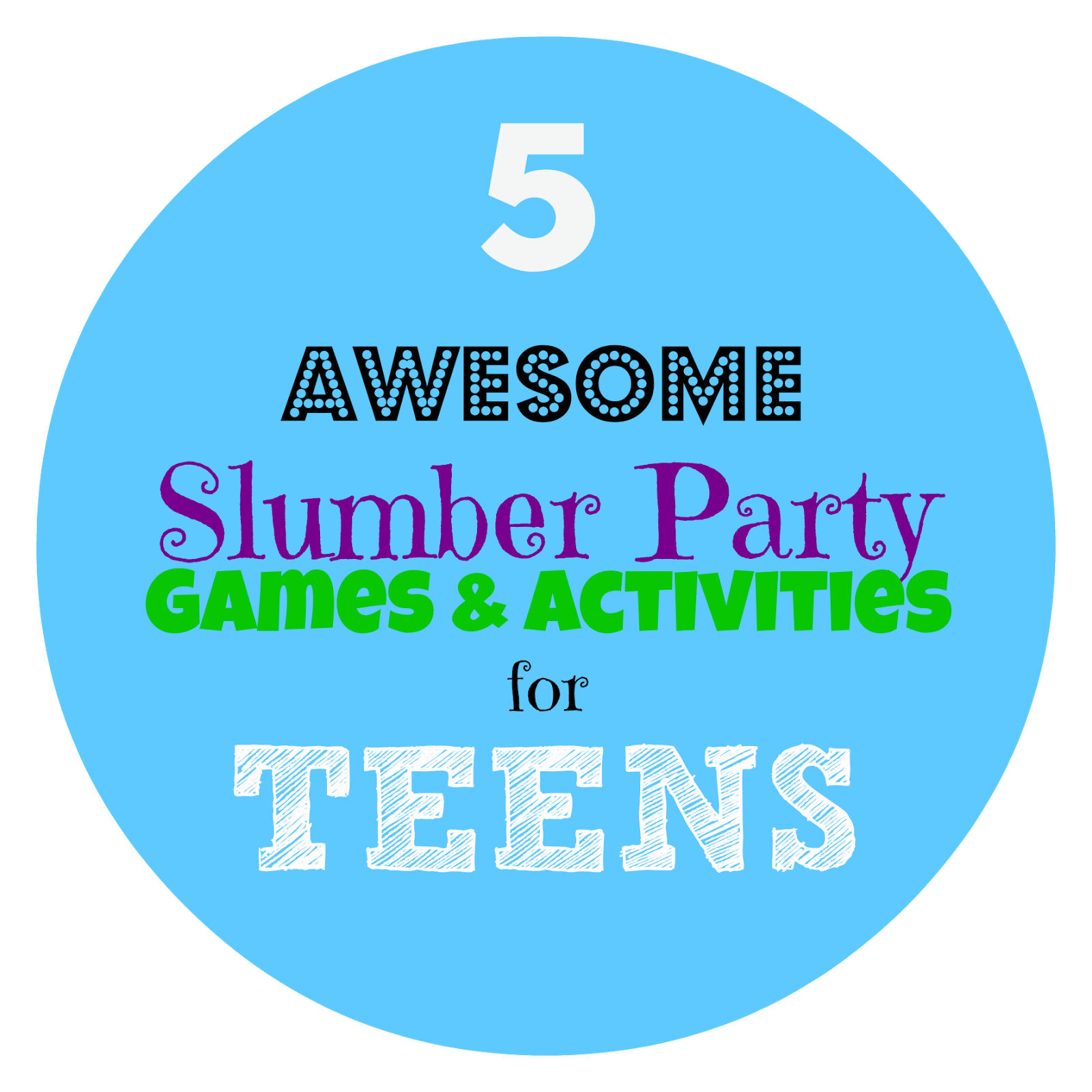 best party games for teens