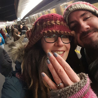 We got Engaged