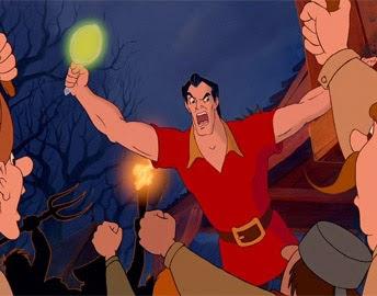 Beauty and the Beast animatedfilmreviews.filminspector.com Gaston