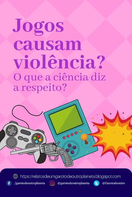 O massacre em Suzano foi culpa dos vídeo games?