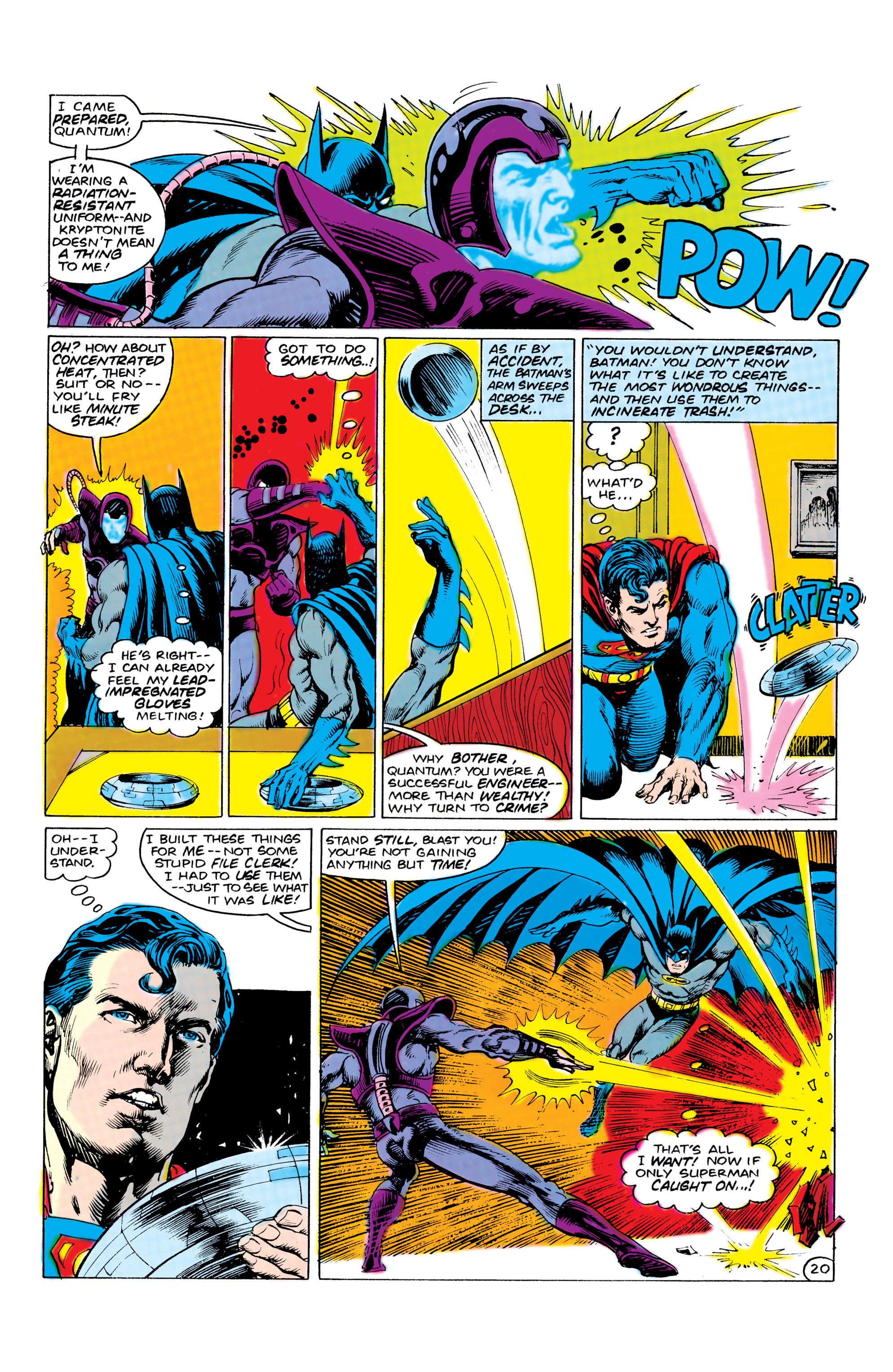 Read online World's Finest Comics comic -  Issue #309 - 21