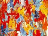 """""""False Start"""", Jasper Johns"""