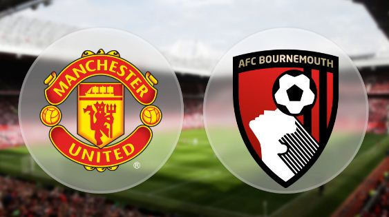 Susunan Pemain Manchester United vs Bournemouth