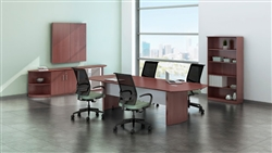 Mayline Medina Boardroom Furniture at OfficeAnything.com