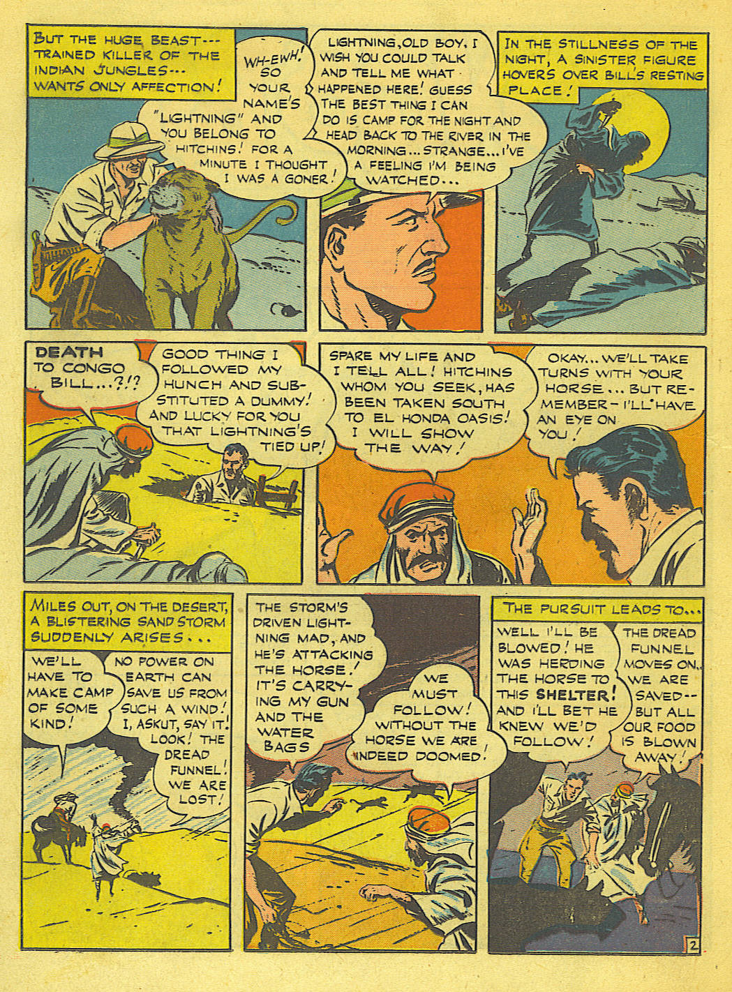 Read online Action Comics (1938) comic -  Issue #71 - 31