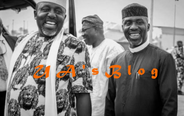 SONS OF ANARCHY: HOW GOV. ROCHAS OKOROCHA AND HIS SON IN-LAW UCHE NWOSU AMASSED OVER 1000 PROPERTIES IN IMO STATE